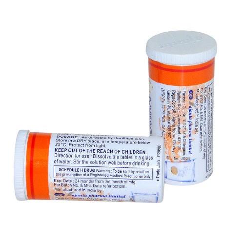 Kamagra Pezsgőtabletta 100 mg