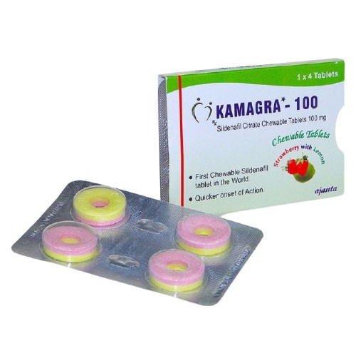 Kamagra Rágótabletta 100mg